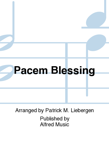 Pacem Blessing