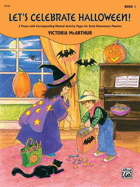 Let's Celebrate Halloween!, Book 1