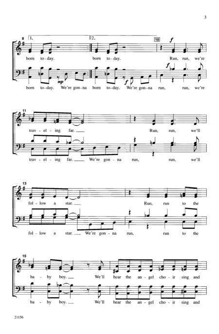 Run, Run to Bethlehem
