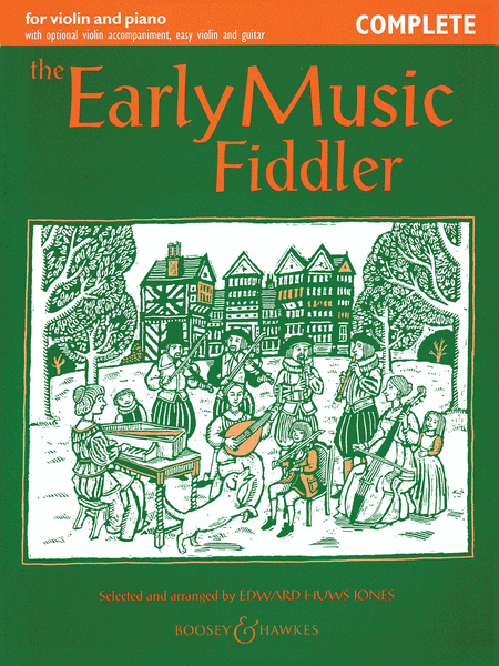 The Early Music Fiddler - Complete