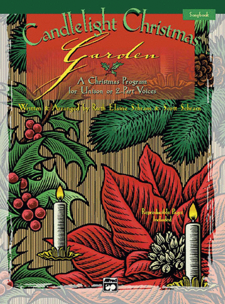Candlelight Christmas Garden (Songbook)