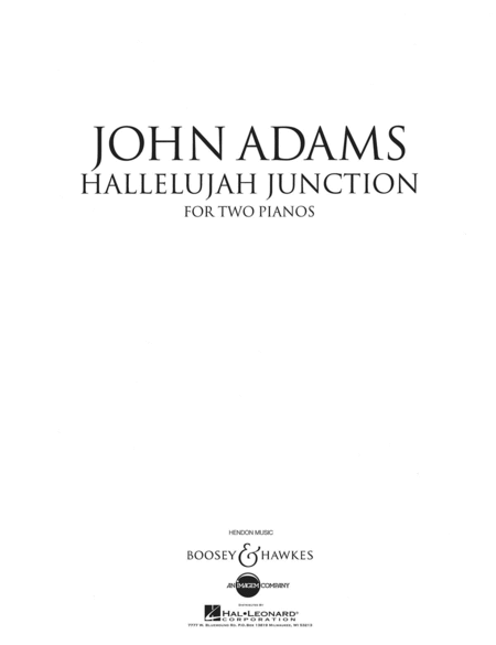 Hallelujah Junction