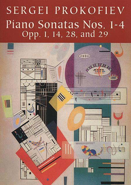 Piano Sonatas Nos. 1-4, Opp. 1, 14, 28, 29