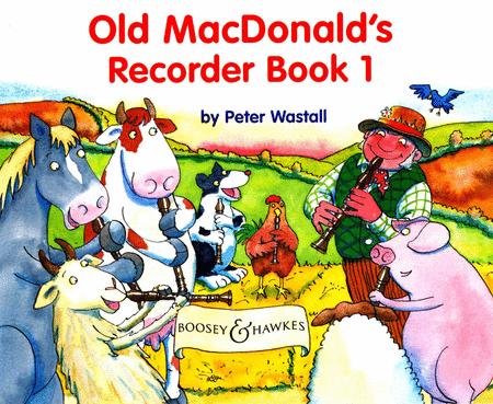 Old MacDonald's Recorder Book 1