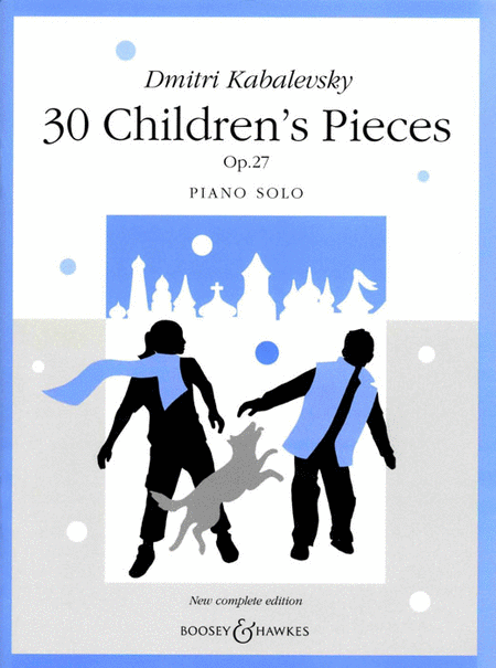 30 Children's Pieces, Op. 27