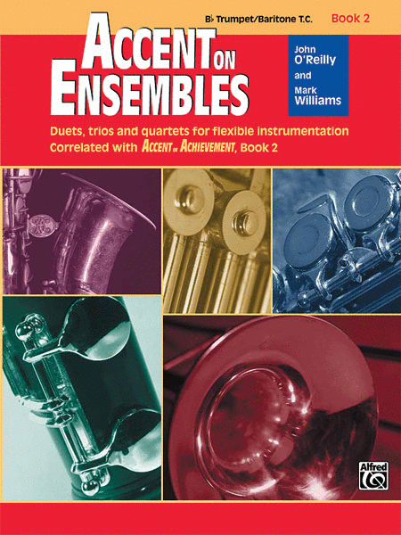 Accent on Ensembles, Book 2