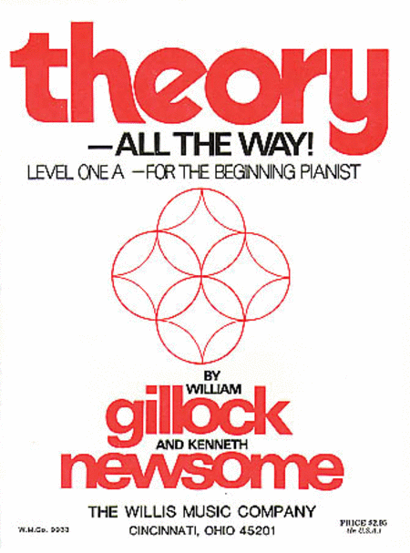 Theory - All the Way! - Level 1A