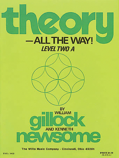 Theory - All the Way! - Level 2A