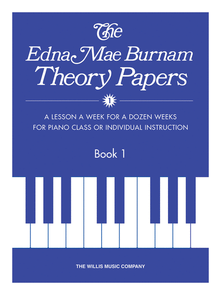 Theory Papers - Set 1