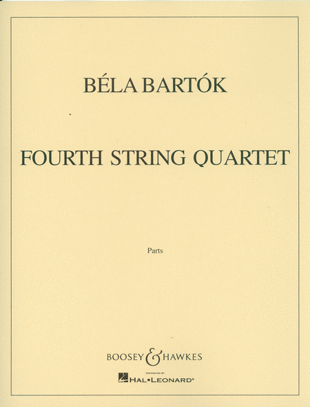 Fourth String Quartet (1928)