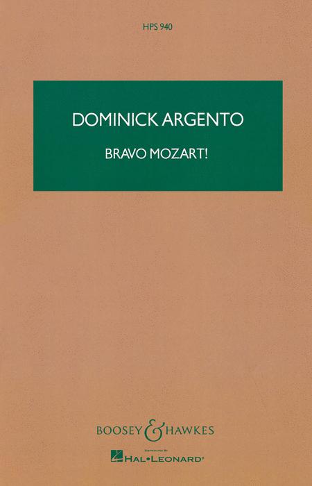 Bravo Mozart!