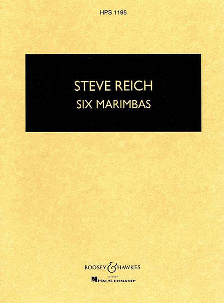 Six Marimbas