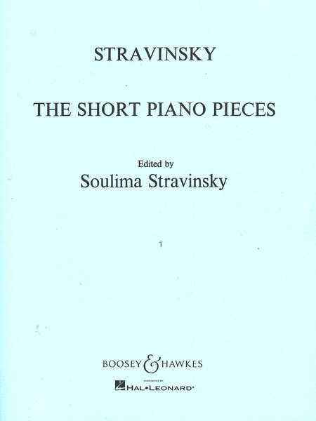 The Short Piano Pieces