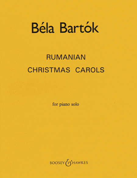 Rumanian Christmas Carols