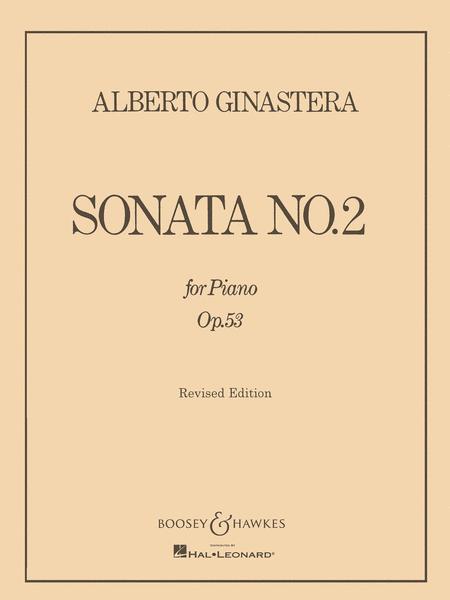 Sonata No. 2, Op. 53