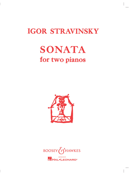Sonata for Two Pianos