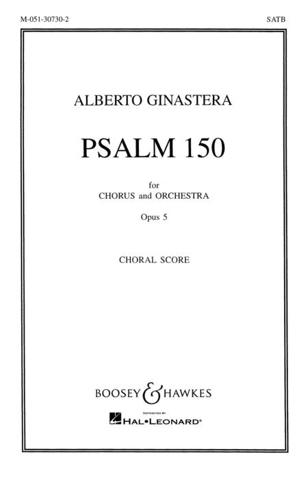 Psalm 150, Op. 5