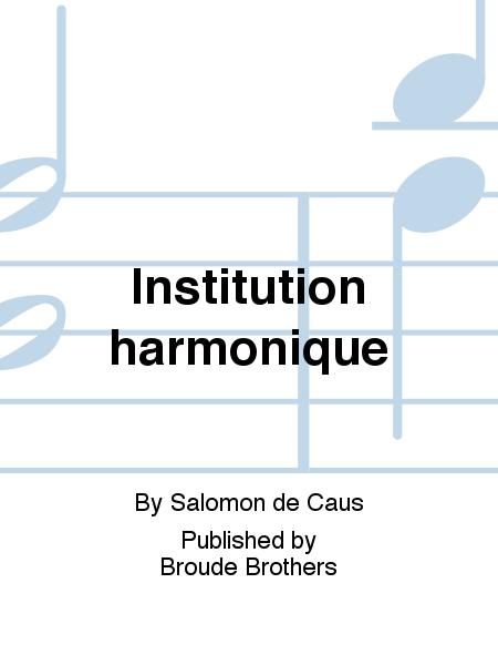 Institution harmonique