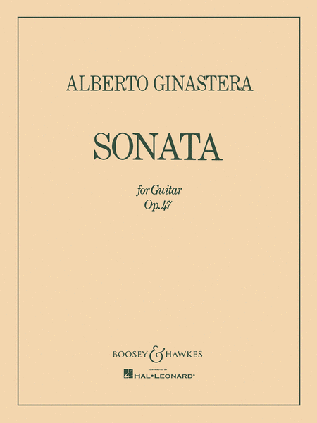 Sonata for Guitar, Op. 47
