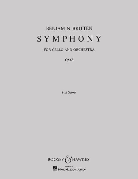 Symphony, Op. 68