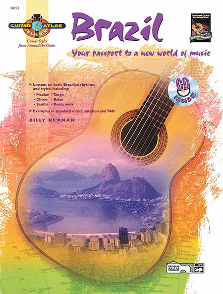 Guitar Atlas Brazil
