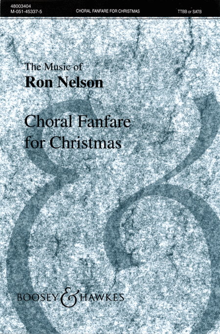 Choral Fanfare for Christmas