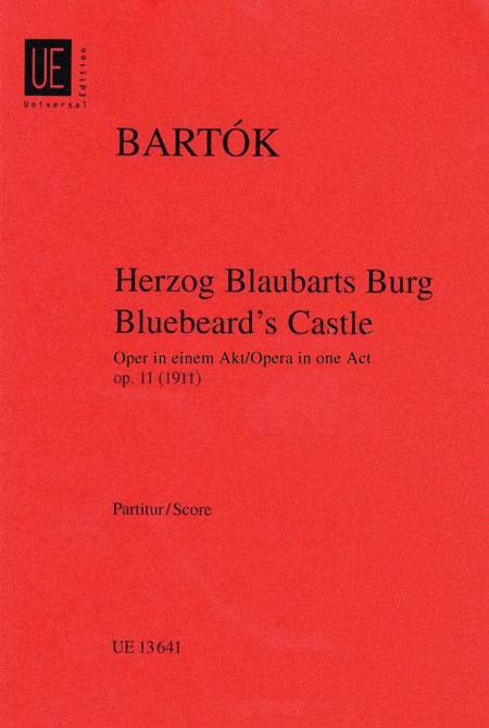 Bluebeard's Castle, Op. 11