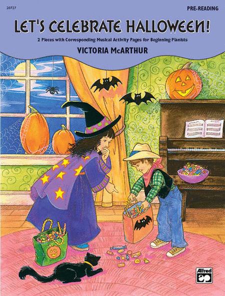 Let's Celebrate Halloween!, Pre-reading
