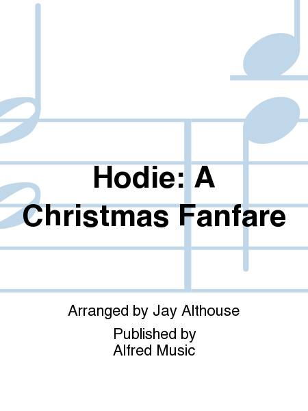Hodie: A Christmas Fanfare