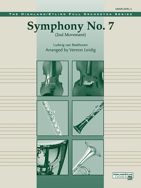 Symphony No. 7 (2nd Movement)