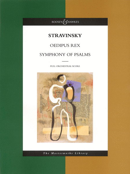 Stravinsky - Oedipus Rex and Symphony of Psalms