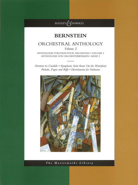 Bernstein - Orchestral Anthology, Volume 2