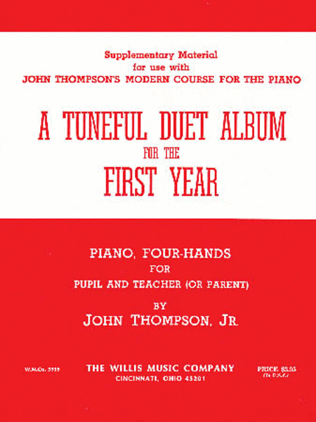 Tuneful Duet Album for the First Year