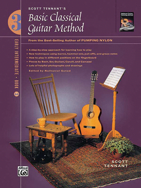 Basic Classical Guitar Method, Book. 3
