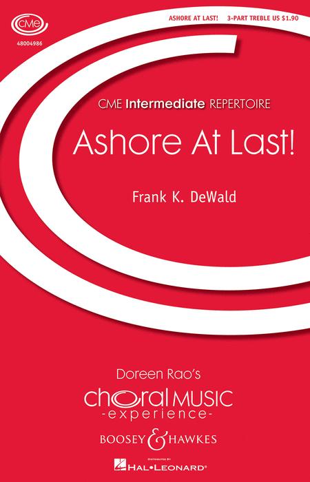 Ashore at Last!