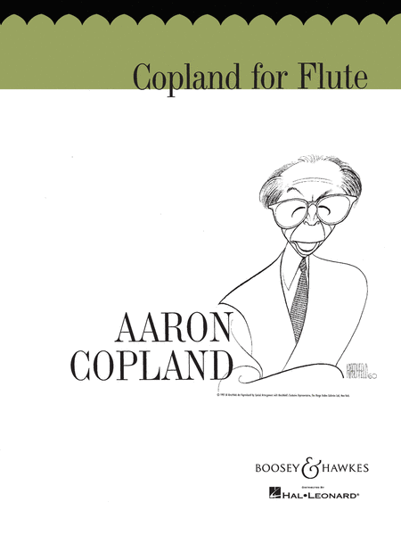 Copland for Flute
