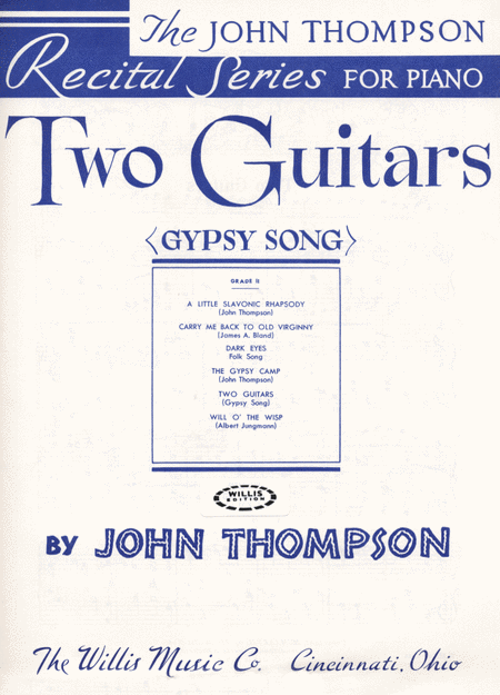 Two Guitars (Gypsy Song)