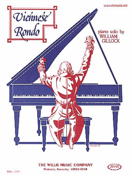 Viennese Rondo - Solo (Piano 1)