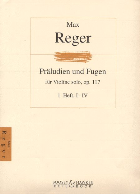 Praludien und Fugen, Op. 117