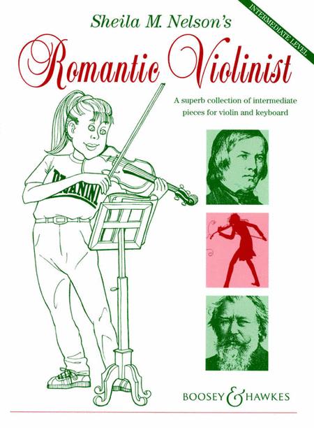 Romantic Violinist