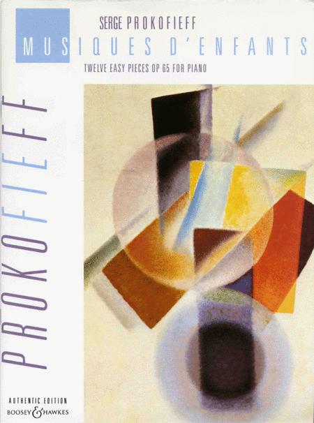 Musiques d'Enfants, Op. 65