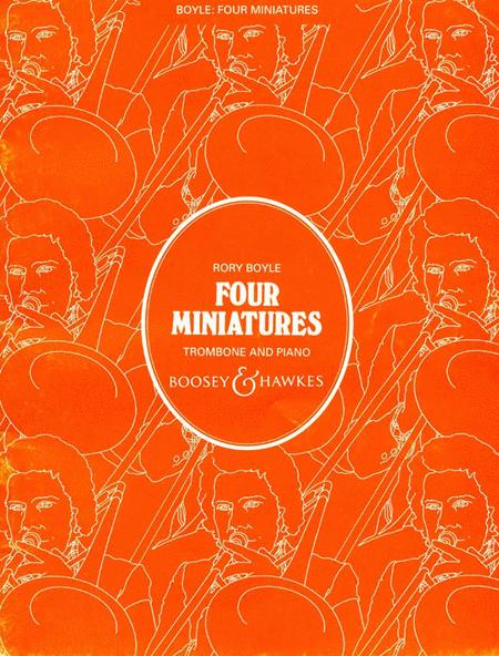 4 Miniatures  Trb/kybd