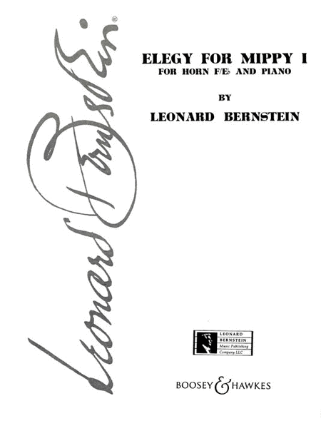 Elegy for Mippy I