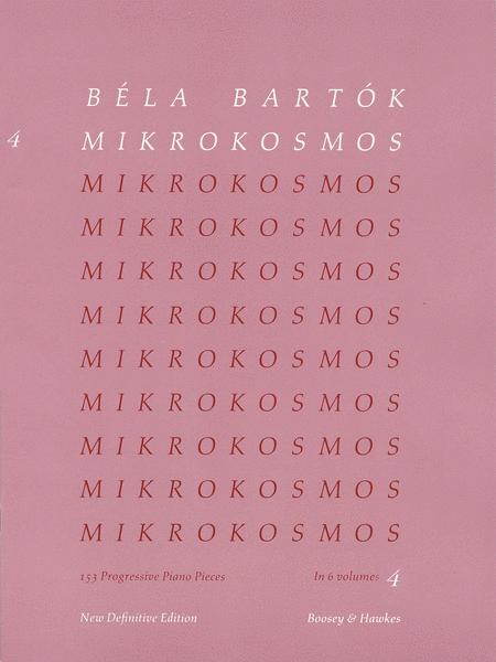 Mikrokosmos - Volume 4 (Pink)