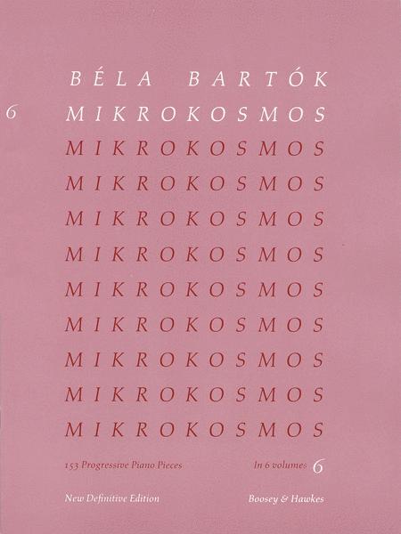 Mikrokosmos - Volume 6 (Pink)