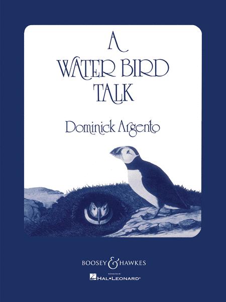 A Water Bird Talk