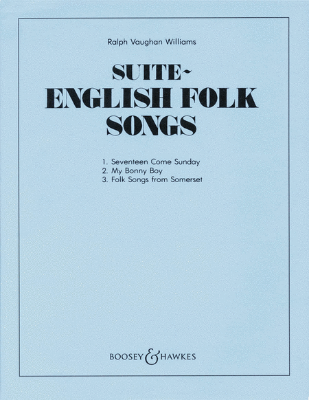 English Folk Songs (Suite)
