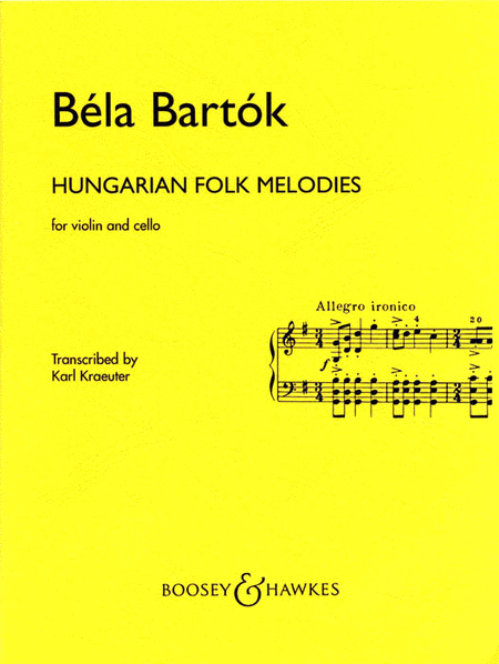 Hungarian Folk Melodies