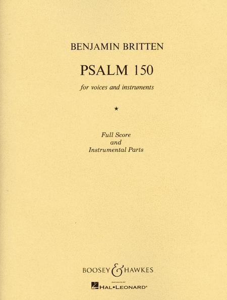 Psalm 150, Op. 67