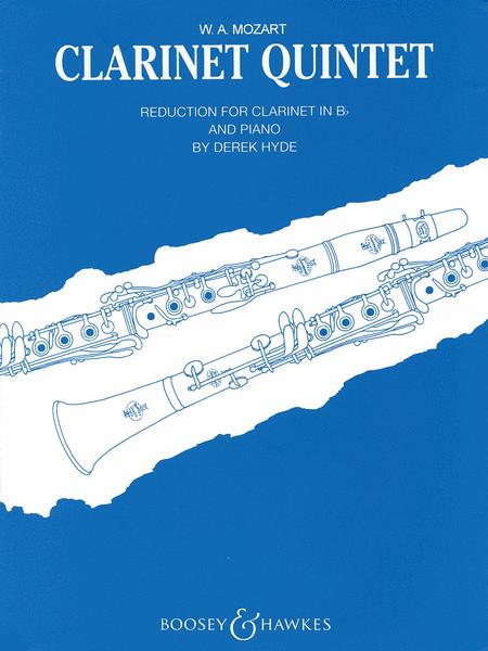 Clarinet Quintet in A, K.581